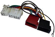 Adaptador cable enchufe ISO para autoradio de Nissan Maxima Micra Pathfinder