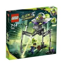 LEGO SET 7051 ALIEN CONQUEST TRIPOD INVADER, BRICK, CONSTRUCTION, BUILDING, NEW!