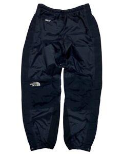 VTG 90s North Face Goretex Black Snow Pants Men's Size L