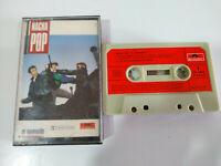 Nacha Pop El Momento Polydor 1987 - Cinta Cassette