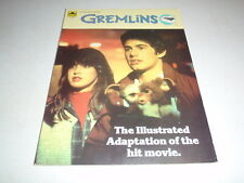 1984 GREMLINS Golden Book Movie Adaptation Comic Phoebe Cates 11365