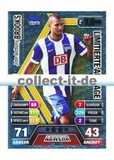 Match Attax 14/15 - L2 - John Anthony Brooks - Limitierte Auflage