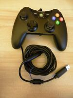 Power A  Wired Pro Ex Controller for Xbox 360 - Black