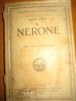 LIBRO: NERONE -MAFFIO SAVELLI - S.T.E.N.1905