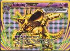 Pokemon Karte - Nidoking TURBO 46/108 Holo | DE NM