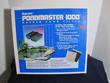 New Supreme Pondmaster Garden Pm1000 Submersible Pond Filter