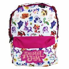 Animal Jam Junior Backpack Large Backpack featuring Cute Multi Character Designs