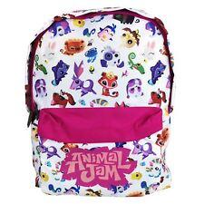4feb3530412 Animal Jam Junior Backpack Large Backpack featuring Cute Multi Character  Designs