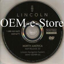2003 2004 2005 2006 Lincoln Navigator Aviator LS Navigation DVD Map U.S / Canada