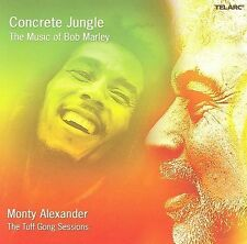 Concrete Jungle: The Music of Bob Marley, New Music