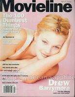DREW BARRYMORE interview JOHN WATERS Kristy Swanson 1994 Movieline magazine