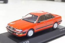 Audi V8 1988 rot 1:43  Minichamps neu & OVP 400016001