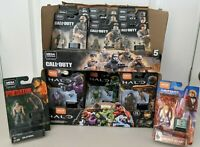 Mega Construx - Collectible Action Figures - Large Variety - Call of Duty / Halo