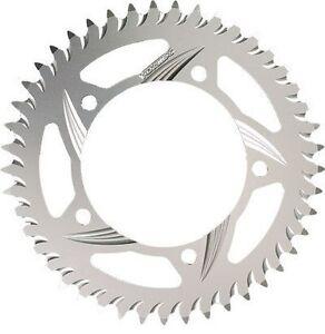 Rear Sprocket Vortex Aluminum - Silver 435-46