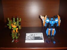 Transformers Universe Autobot Ambush 100% Complete with instructions
