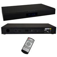 TERRIS TVS 254 TV-Soundstand Soundbar Lautsprecher für Fernseher Bluetooth + FB.