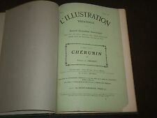 1906-1914 L'ILLUSTRATION THEATRALE VOLUME - LA PETITE ILLUSTRATION - KD 3396S
