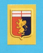 PANINI CALCIATORI 2013-2014-Figurina n.185-SCUDETTO/BADGE-GENOA-NEW