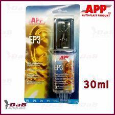 2K Epoxyharz Kleber 30 ml   Epoxidharz Kleber   Metall   Beton   Keramik   Glas