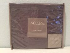 Moderne by Noble Excellence Triumph Pewter European Euro Pillow Sham
