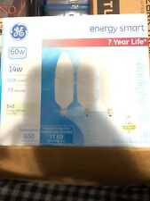 GE Energy Smart Bulbs