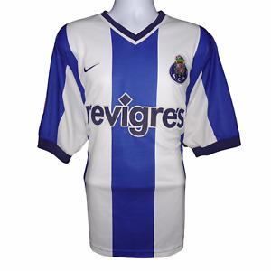 2000-2001 Porto Home Football Shirt Nike XXL (Excellent Condition)
