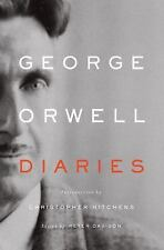Diaries by George Orwell, Peter Davison and Christopher Hitchens (2012,...