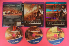 BLU-RAY film RED CLIFF collector's edition 2008 John Woo SUMMIT no vhs dvd (D4)