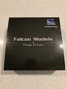 Falcon Models Grumman F9F-5 Panther Blue Angels 1953 FA721007 1:72 Diecast