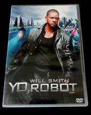 YO ROBOT - WILL SMITH - ALEX PROYAS - CIENCIA FICCION -  AÑO 2035 DVD