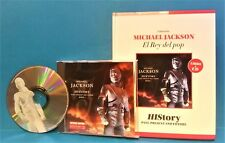 Michael Jackson '95 HISTORY CD + BOOK [SONY Music] For COLLECTORS