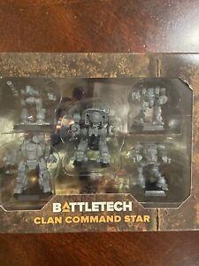 Battletech Clan Command Star Catalyst Game Labs Kickstarter Clan Invasion
