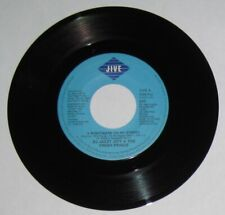 "DJ Jazzy Jeff & The Fresh Prince - Canadian 45 - ""A Nightmare On My Street"" - NM"