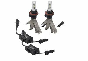 Putco For Lighting Silver-Lux LED Kit w/o Anti-Flicker Harness - 3000H3