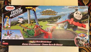 Thomas Trackmaster Sky High Bridge Jump (Please Read Description)