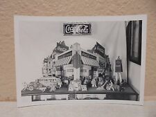 Vintage COCA-COLA PHOTO from COLA CALL Newsletter Of Vintage Counter Dsipaly