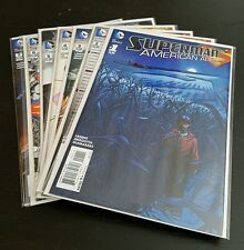SUPERMAN AMERICAN ALIEN #1-7 (2015 DC) *COMPLETE SET* (SOLD OUT) NM+