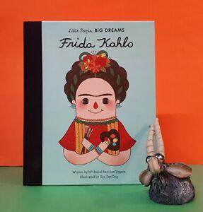 I Sanchez Vegara: Frida Kahlo/juvenile non-fiction/picture books/artists/Mexico