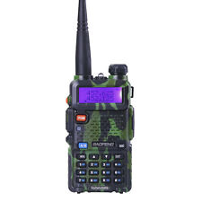 BaoFeng UV-5R Green 136-174/400-480MHz Dual-Band DTMF CTCSS  FM ham 2 way radio