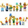 14pcs/set The Simpsons Figure Toy Simpsons Collection Figures Toys
