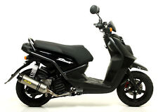 Terminale Street Thunder con fondello Arrow Yamaha BW'S 125 2010>2013