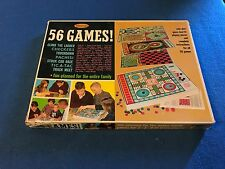 vintage WHITMAN 56 GAMES board game Western Publications # 4715100