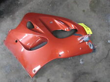 98-99 SUZUKI GSXR750 SRAD RIGHT LOWER MID UPPER SIDE FAIRING COWL JS
