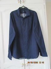 P.S Paul Smith Mans Semi Fitted Shirt Size S