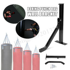 Heavy Duty Punch Bag Wall Bracket Steel Mount Hanging Stand Holder Hanger Boxing