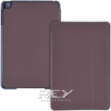 Funda IPAD MINI 1 / 2 / 3 Carcasa MARRÓN Protector Tapa Smart Cover Imán i315