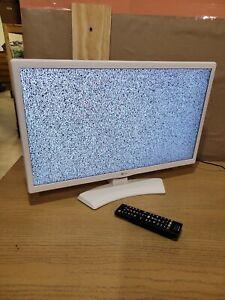 """LG 24"""" Flat Screen Tv model 24lj4840"""