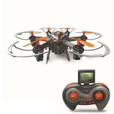 YIZHAN i6S Mini RC Hexacopter Quad UFO w/ 2.0MP HD Camera Black RTF LCD Display
