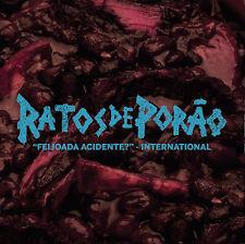 Ratos De Porao - Feijoada Acidente? International LP / Vinyl (2014) Thrash Punk