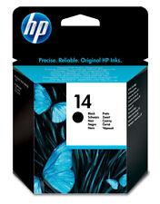 HP 14 schwarz C5011DE OfficeJet 7100 D100 Color InkJet Printer 1160 OVP 05/2013